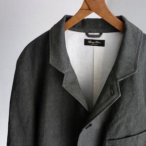 classic irishworker jacket / amishgrey