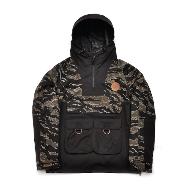 【Banana Bait】Chaac Anorak 2L Jacket / Camoflauge