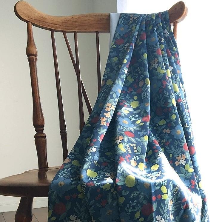【最短6営業日で出荷】2級遮光カーテン「Marie マリエ」 (幅×丈):100×178cm(2枚組) ac-0084