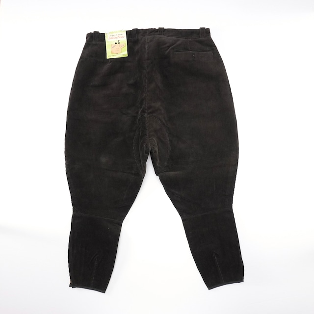 【MADE IN FRANCE】【DEADSTOCK】LE FRANC PICARD コーデュロイ細畝ジョッパーズパンツ