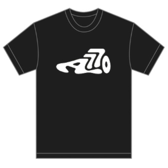 BIG LOGO T-shirt / black