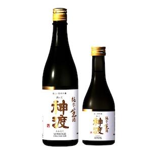 神渡 純米生酒 箱入 720ml