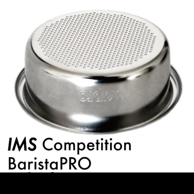 フィルターバスケット●IMS BaristaPro 661孔 B70 エスプレッソフィルター 58mm