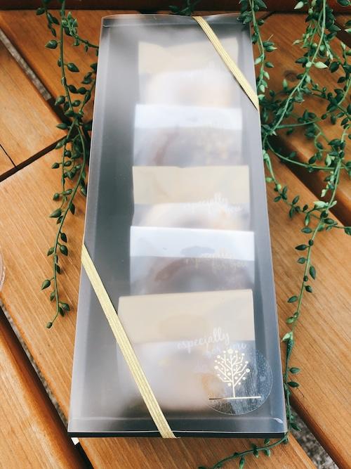 しまなみフロート・ショコラ&レモン 5個セット