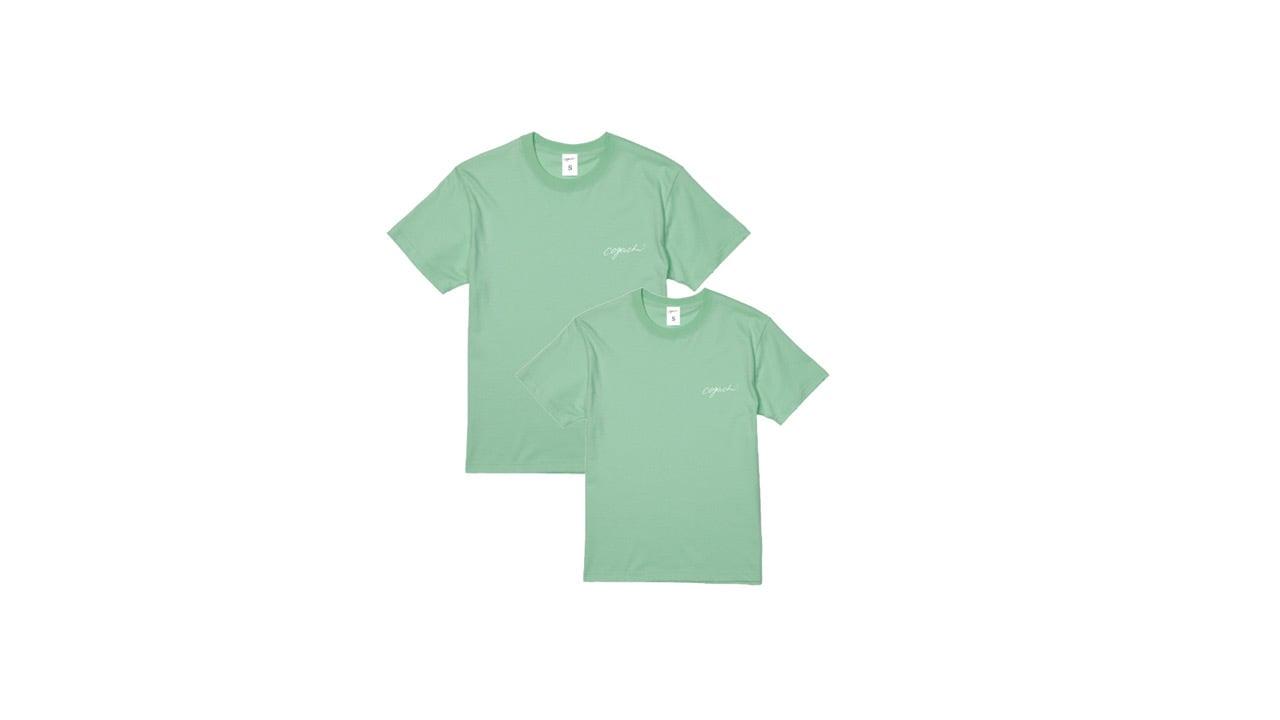 1991 back logo T-shirt pair set (LGR)