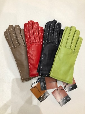 CARIDEI イタリア製 革手袋 S6/12