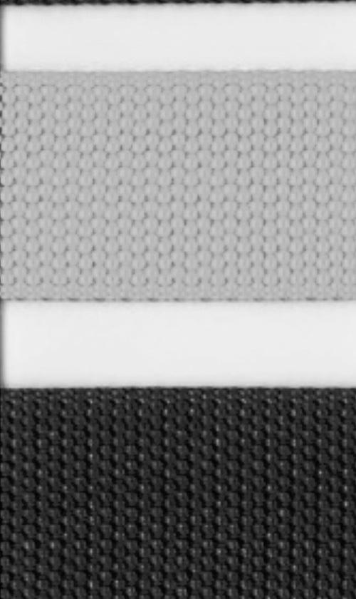 ナイロン ベルト テープ 厚手 2本トジ織 2㎜厚 30㎜幅 黒 1m