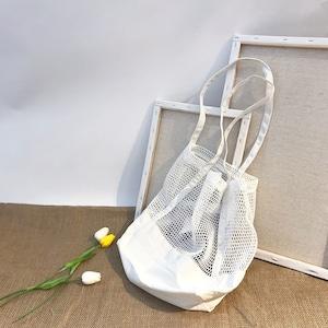 Beach mesh bag(ビーチメッシュバッグ) a-280