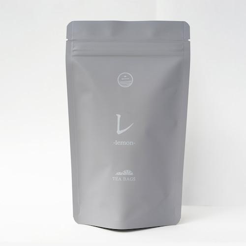レモン緑茶 レ-lemon-【Tea bag】