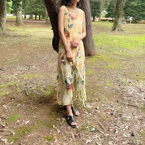 """USED """" n/s onepiece / ノースリーブワンピース """""""