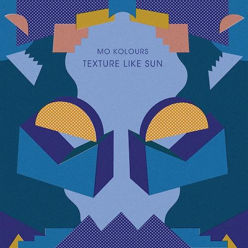 【CD】Mo Kolours - Texture Like Sun