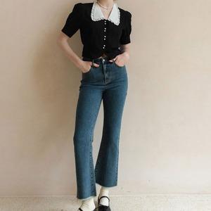 〔Designer+ 〕vintage denim pants