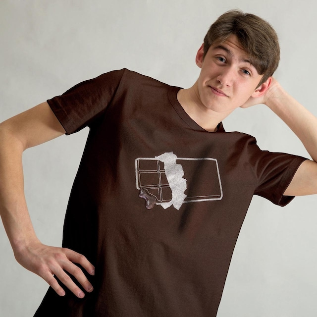 chocolate Tシャツ