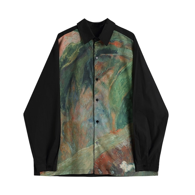 Graffiti shirt(グラフィティシャツ)b-389