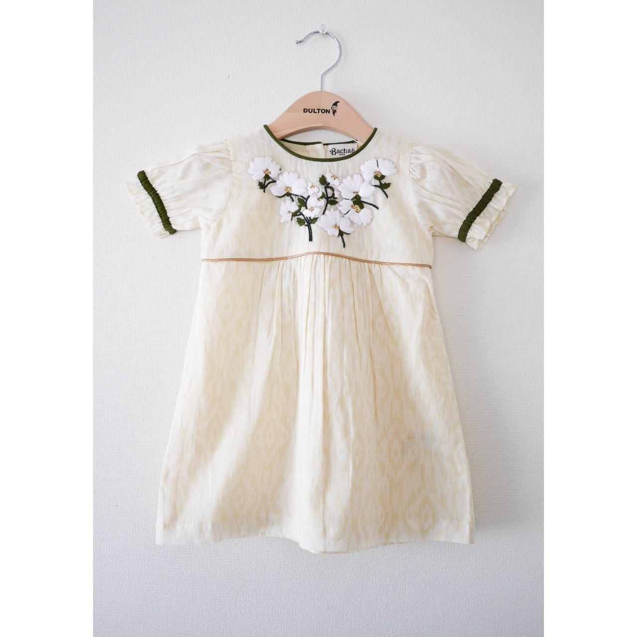 Embroidered Dress by Bachaa