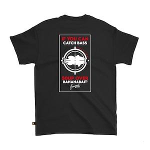 【Banana Bait】50up T-Shirts / Black