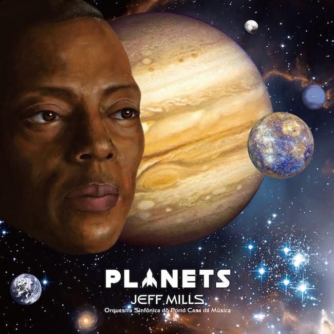 ジェフ・ミルズ&ポルト・カサダムジカ交響楽団 - Planets(通常盤[2CD]) - 画像1