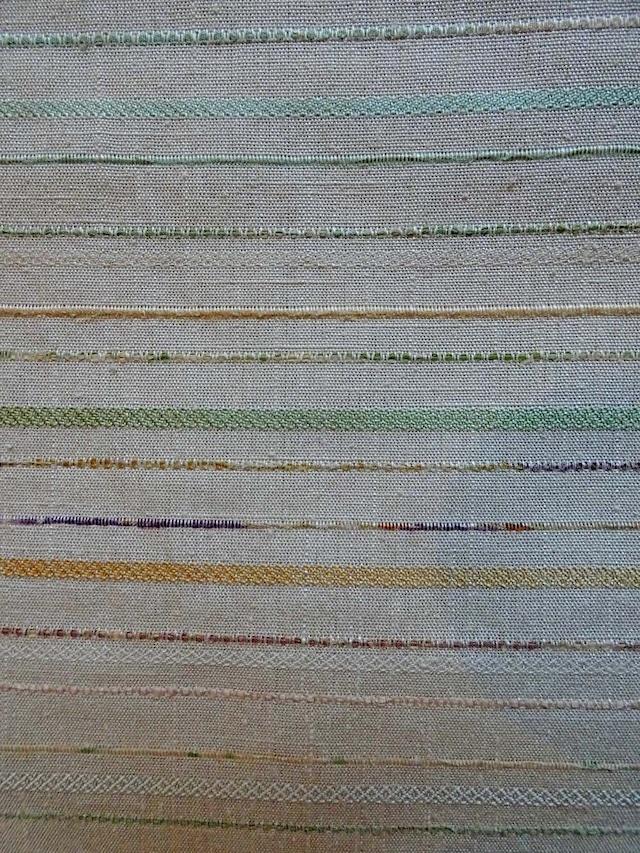 上品裂き織帯
