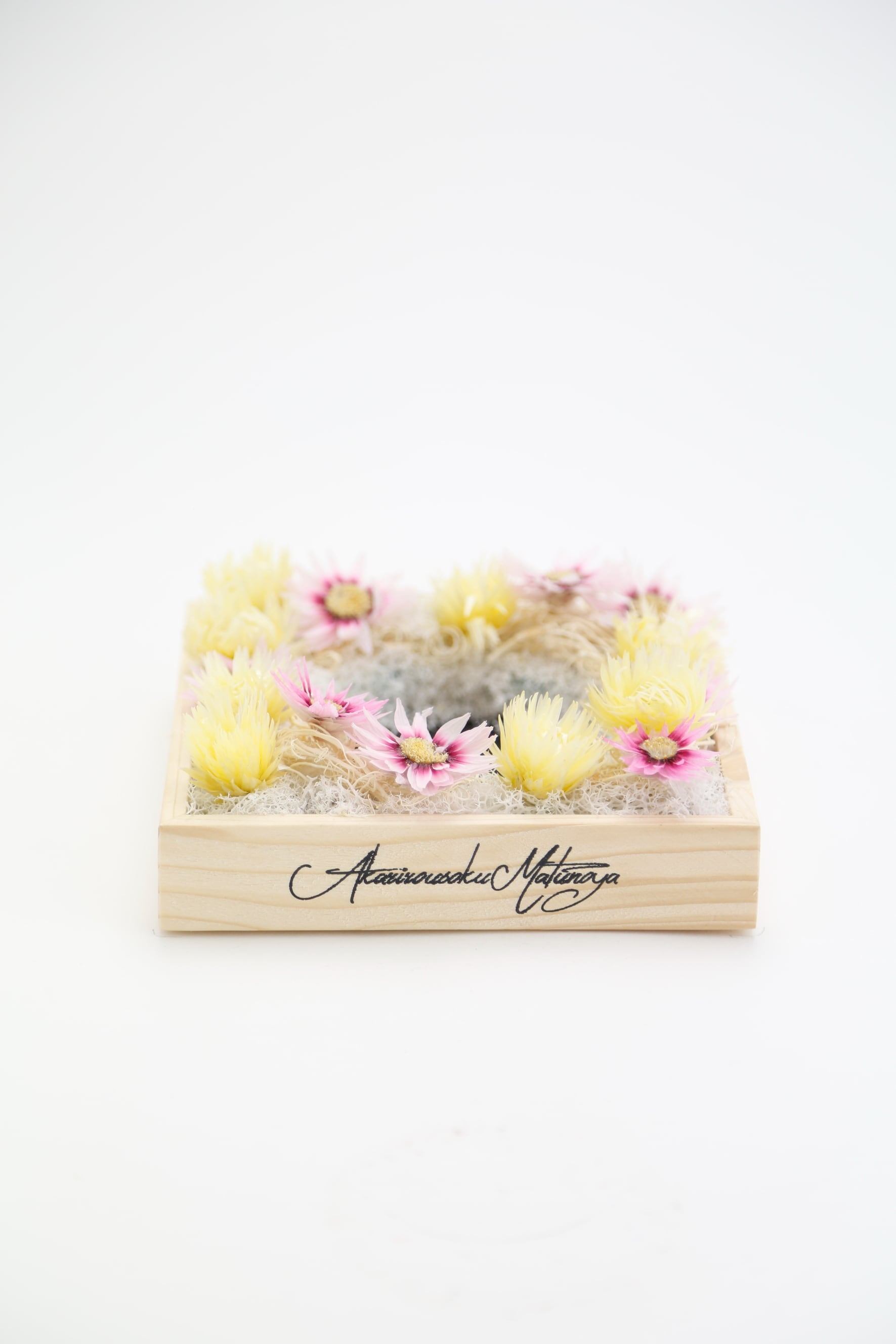 No.208 flower candle stand | gift box 5700