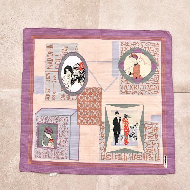 Takehisa Yumeji 大正浪漫 art design bandana