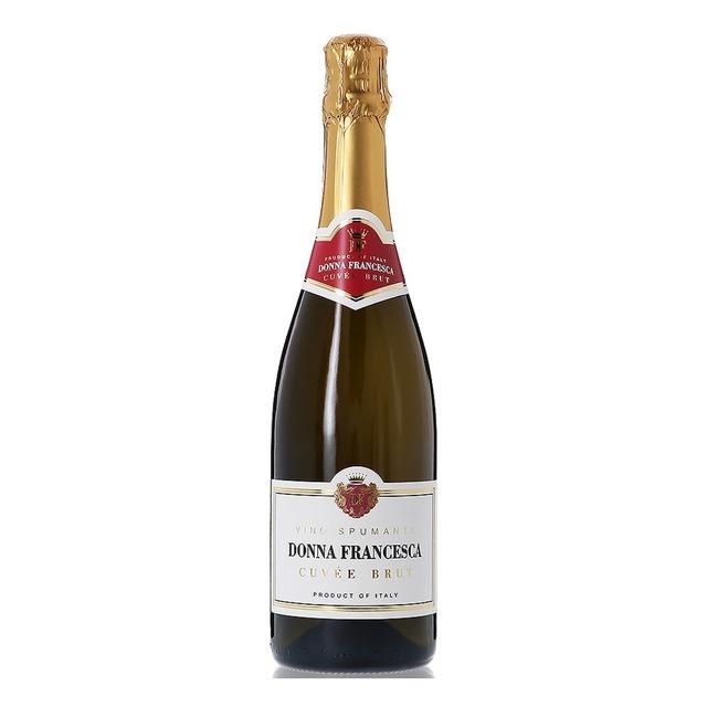ドンナフランチェスカ キュヴェ ブリュット/スパークリングワイン
