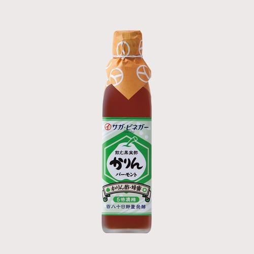 【飲む果実酢】300ml果梨バーモント