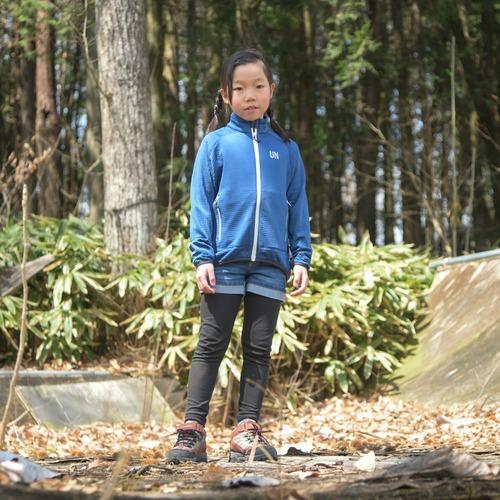 Kids 130 / UN2000 Light weight fleece Jacket / Navy