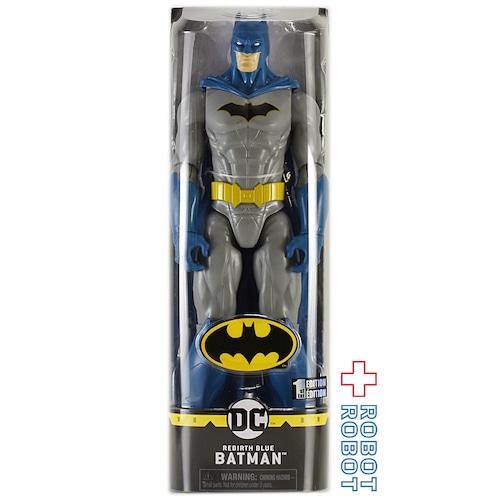 スピンマスター バットマン リバース ブルースーツ バットマン 12インチフィギュア