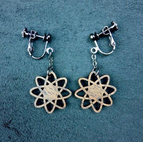 geometric earring EKO-WT