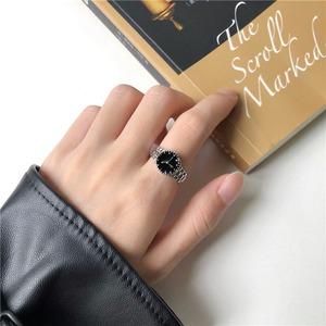超人気 指輪 腕時計デザイン レディース プレゼント シルバー  ins-1093