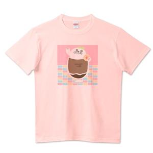 アザラシコーヒー / 5.6ハイクオリティーTシャツ(United Athle)