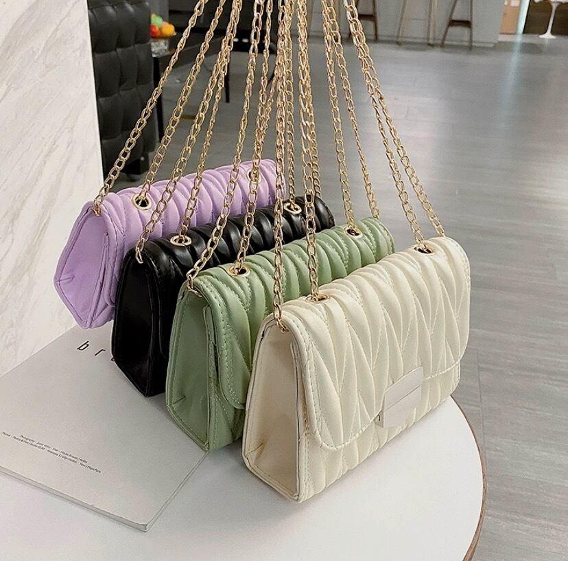simple color bag 3color