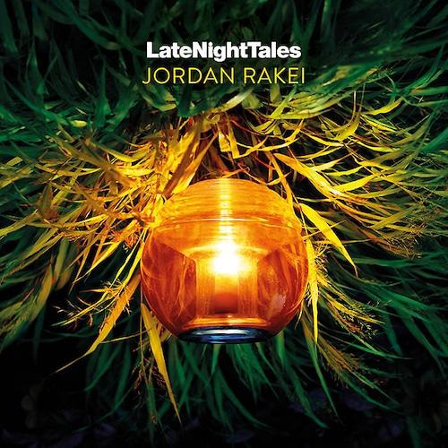 【LP】V.A.(Jordan Rakei)- Late Night Tales: Jordan Rakei(限定グリーン・ヴァイナル)