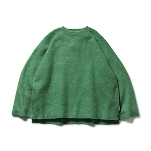 TIGHTBOOTH MOHAIR SWEATER FOREST L