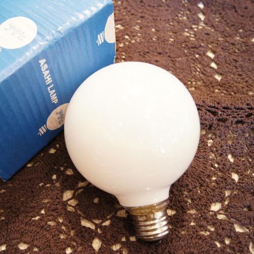 E26 100W ボール球 ホワイト (白熱電球)