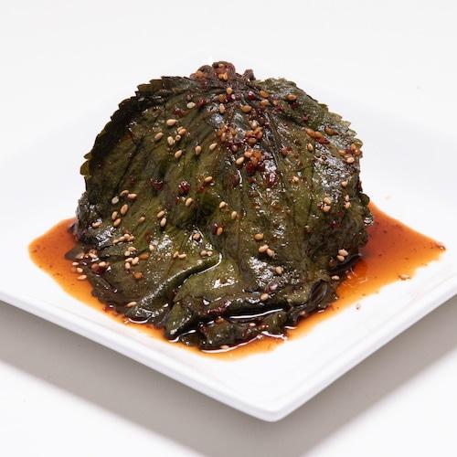 【冷蔵】ごまの葉【醤油味付け】/150g