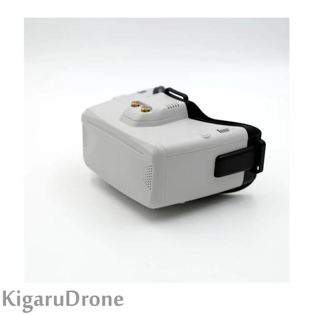 SKYZONE Cobra S 800x480 SteadyView Receiver FPV ゴーグル(DVR付)