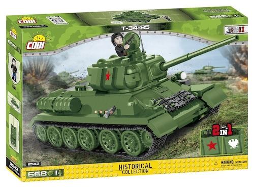 COBI #2542 T-34/85中戦車