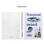 「PERSONAL」ハードカバーノート
