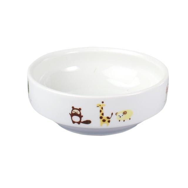 11.5cmすくいやすい食器 強化磁器 ホリデー【1712-1350】