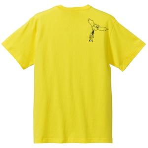 『鳥に注意』Tシャツ