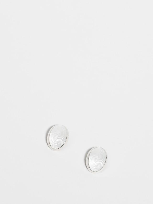 Guilloche Earrings / Norway