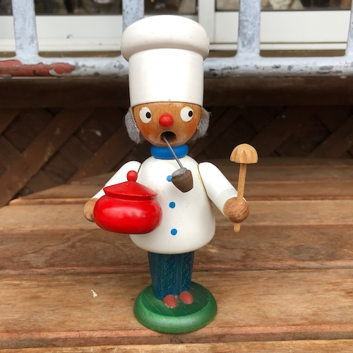 木製コック人形  ドイツ製