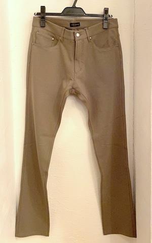 5 Pocket Cut & Sewn Pants Khaki