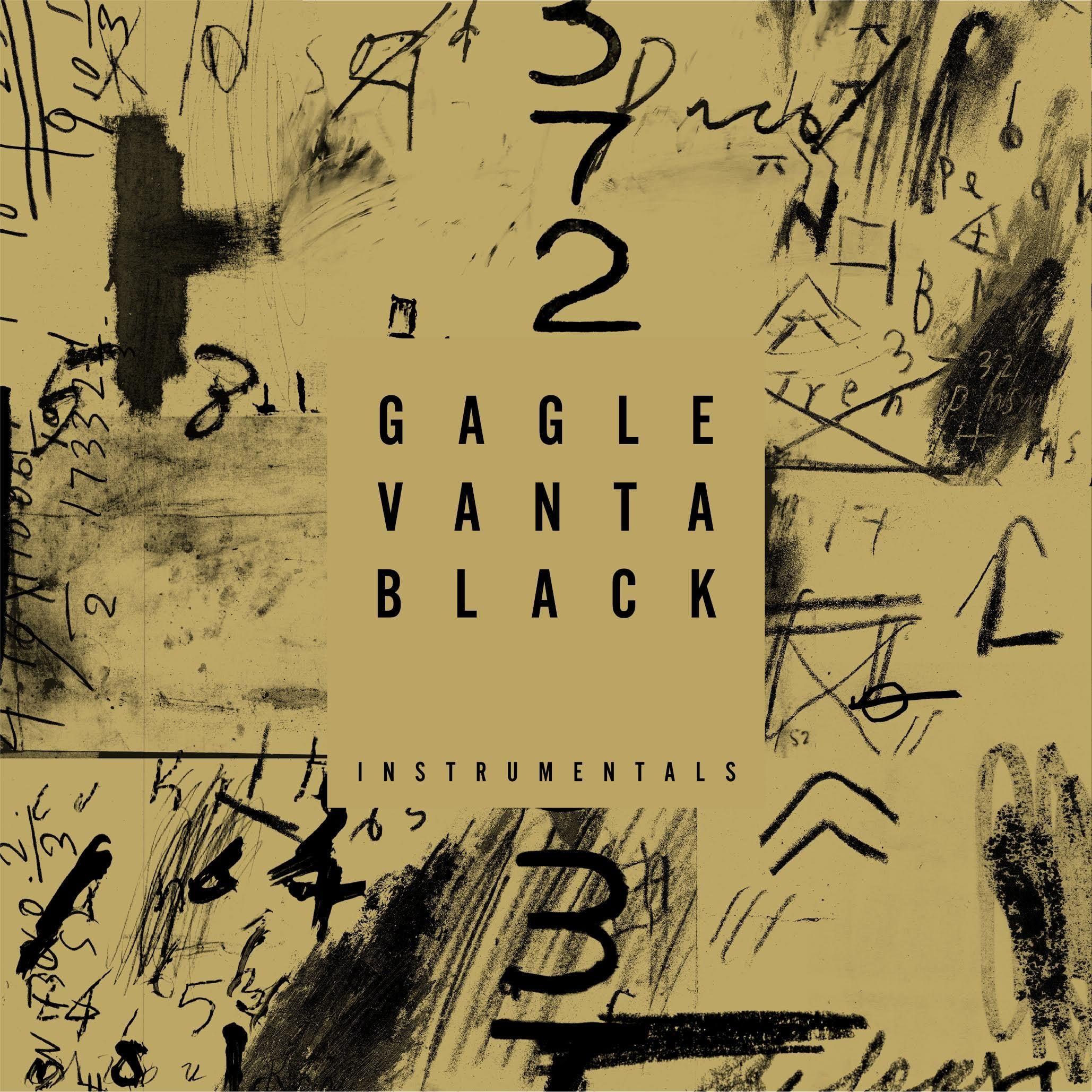 【LP】GAGLE - Vanta Black  Instrumentals