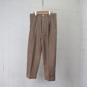 【Lane Forty Five】 Linen Trouser レーンフォーティーファイブ リネン トラウザー