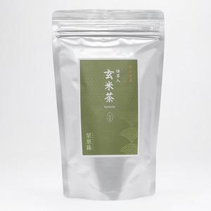 【2020年新茶】牧之原茶 抹茶入り玄米茶リーフ