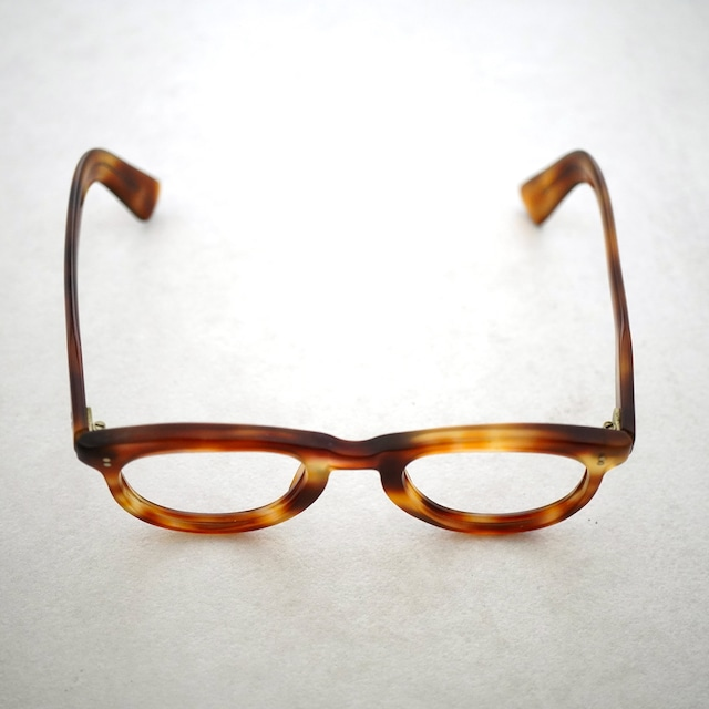 【FRENCH VINTAGE】【DEADSTOCK】アセテート50年代2ドット