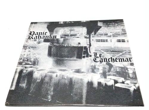 [USED] Panie Kahanku - Le Cauchemar (2002) [CD-R]