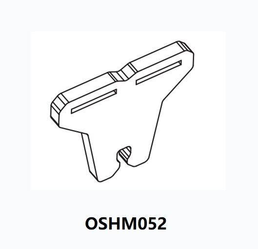 ◆M1メインブレードホルダー  OSHM1052   (ネオヘリでM1購入者のみ購入可)